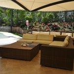 Bar extérieur (piscine)