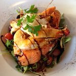 salmon and prawn main