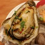 Oyster at Buffet Star
