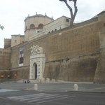 musei vaticani di fronte