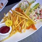 cajun mahi fish tacos
