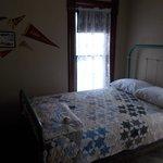 The Reagan boy's bedroom