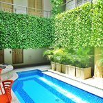 Interior Courtyard Pool - First Floor