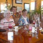 Two wonderful ladies we met (& Angie!!)