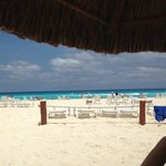 View from our Palapa