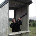 We do Claybird shooting!