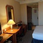 Room 625 Bedroom
