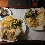 Room Service Sandwiches