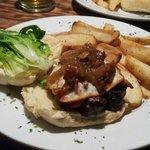 Celebration burger