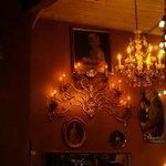 Inside Dining Room - Wall Art