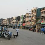 Downtown Mawlamyine