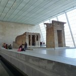 Egyptian tomb at the Met