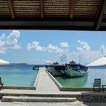 Wakatobi jetty