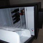Large cold beer fridge!