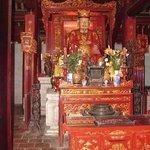 Temple of Confucius in The Temple of Literature