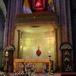 Altar principal da Basílica