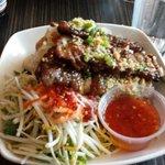 Pork vermacelli