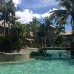 Islander Hotel Pool