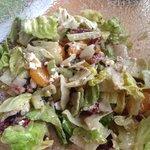 nuts & berries salad