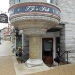 Entry to TJ's Pub