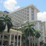 カラカウア通りにあるホテル