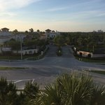 Looking towards Cay Commons & Publix