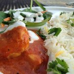 Chicken Tikka Masala Meal