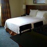 Queen size suite