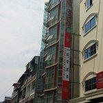 Silver River Hotel Phnom Penh Exterior