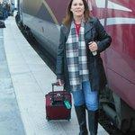 Rotterdam to Paris aboard Thallys