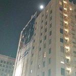 Que hermosa luna
