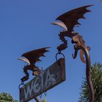 Entrance to the Weta Cave