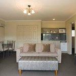 Spacious motel suites in Rotorua