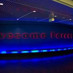 The Awsome Forces exhibit was a personal highlight at Te Papa Tongarewa