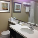 Bathroom, 3rd floor, BEST WESTERN PLUS Winnipeg Airport Hotel  |  1715 Wellington Ave, Winnipeg,