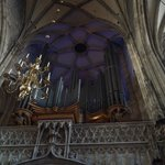 Собор Святого Стефана - орган
