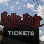 Hells Gate Entry