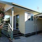 Our cabin & carport