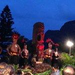 The men of Tahiti