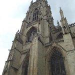 The Minster's beautiful stonework