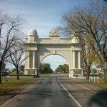 Victory Arch, Ballarat