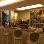 Delightful Bar area