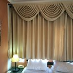 Curtains too short