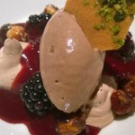 Kuu menu dessert