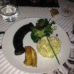 Boudin de porc noir Gascon
