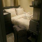 Room #505 taken from the doorway