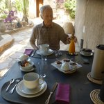 """Frühstück bei """"Chez Pauline"""""""