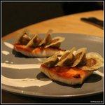 Pighvar med fennikel og ravioli