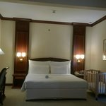 Junior Suite (with baby Cot)