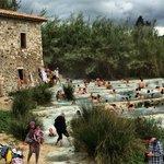 Saturnia Thermal Sulphur Springs (Public/Free Access)